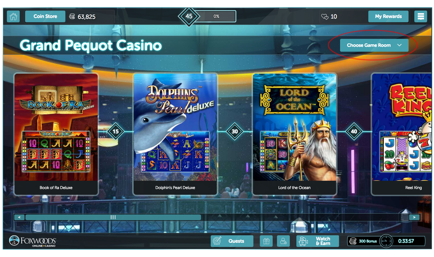 how to play casino online raonline